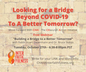 Looking for a Bridge Beyond COVID-19